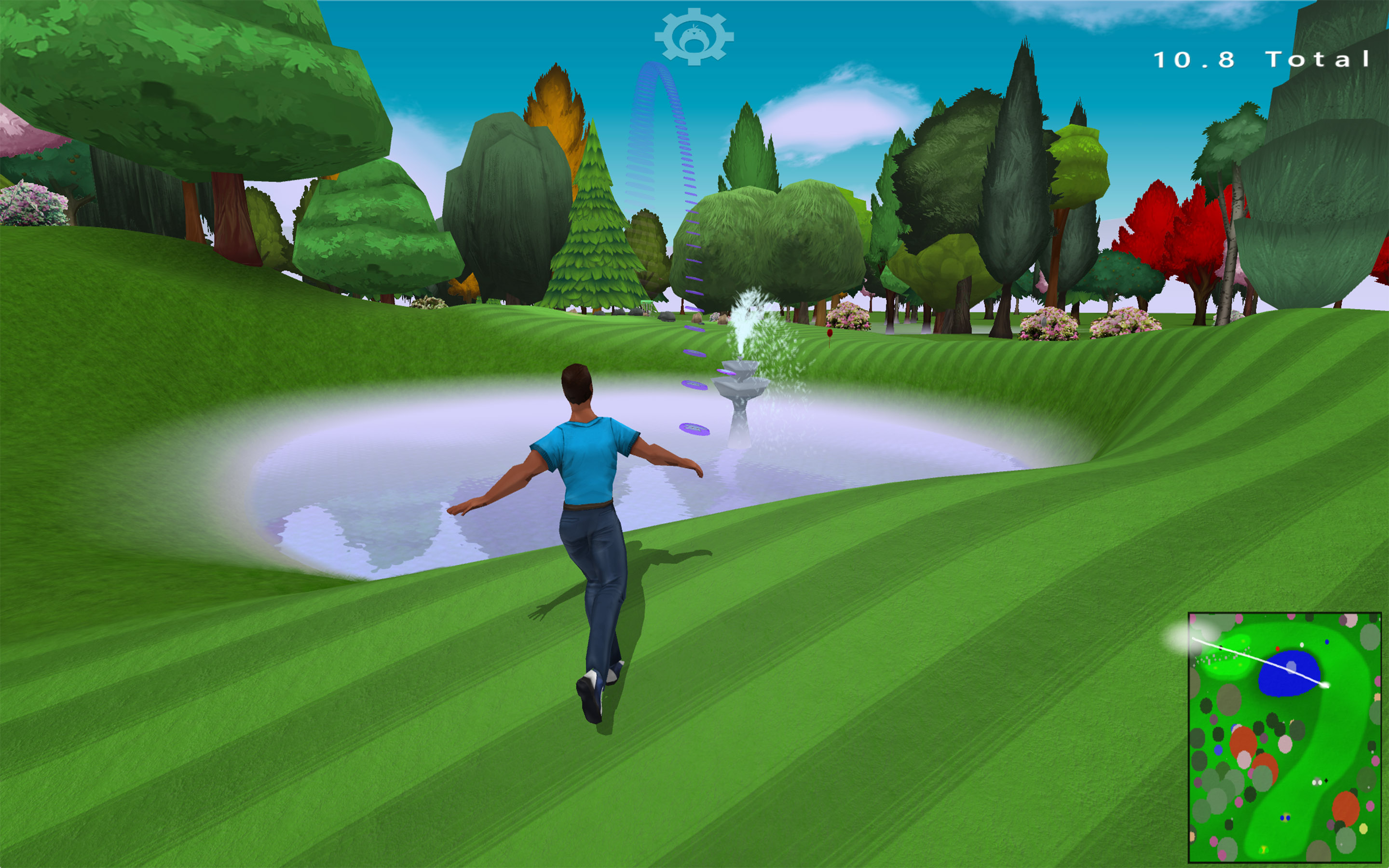 Total Disc Golf released for iPhone, iPad, and iPod Touch Image